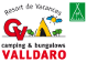 Càmping Valldaro - Platja d'Aro (Girona) - Costa Brava